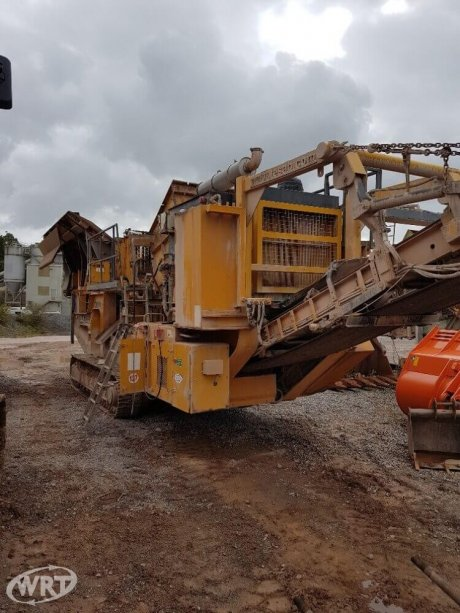 Tesab RK 1012 T Primary Impact Crusher
