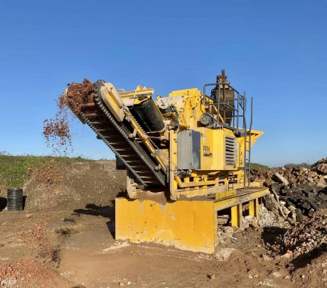 Rubble Master Compact Crusher RM60
