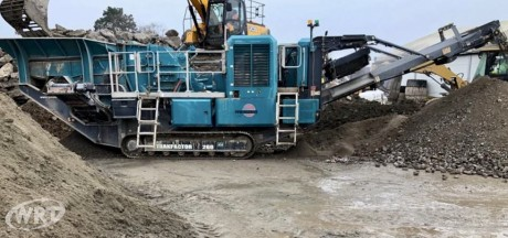 Powerscreen Trackpactor TP260 Tracked Impact Crusher