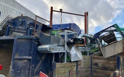 Cost and tax savings for this Leatherhead waste management company