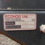 ECOHOG THM ECS-2000 Tracked HogMag