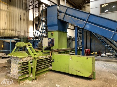 Whitham Mills GB-7575f – 40HP – Automatic Baling Press