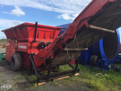 Hammel Primary Shredder VB 750 D