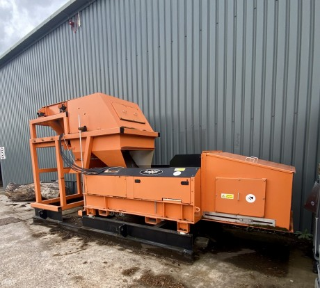 Eriez Eddy Current Separator Model REV X-E ST22-40""