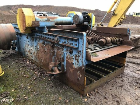 Sandvik Roxon screen MSO Circular motion screen