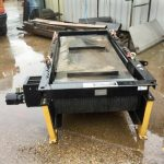 Eriez Overband Magnet for 1 m wide belt