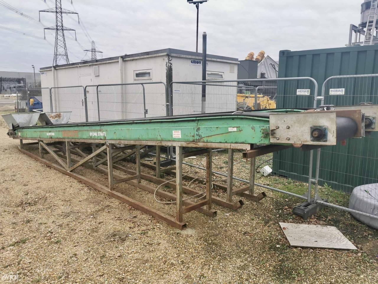 Easikit Conveyor EK600  x 10 m Long