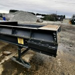Bradgate Modular Conveyor with Belt Weigher