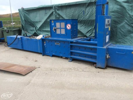 PAAL Paketierpresse S1W/2 Metal Baling Press