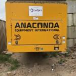 Anaconda FTR 100 Hopper Feeder Conveyor