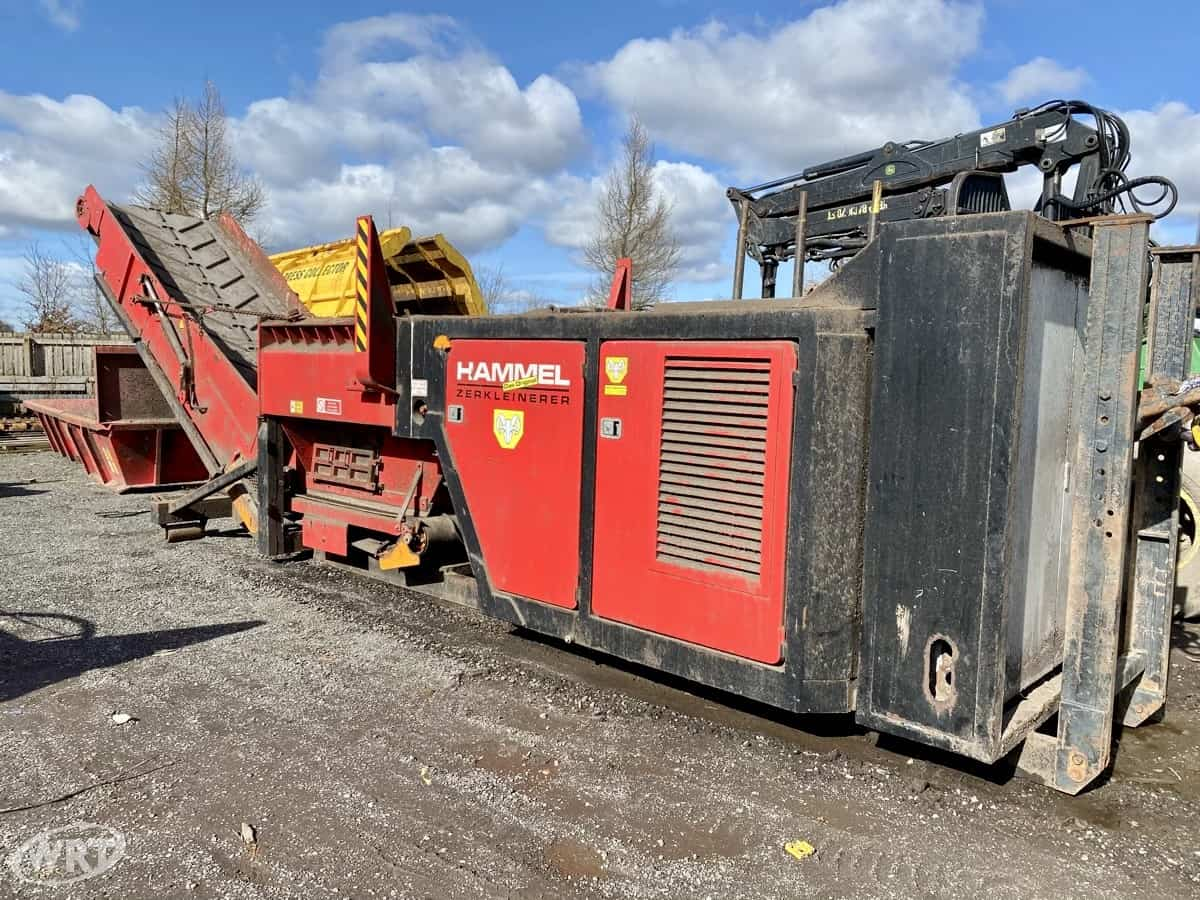 Hammel VB750 E Slow Speed Shredder