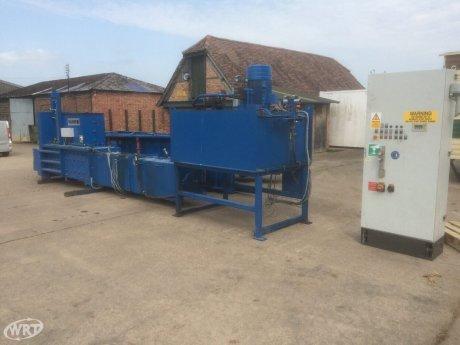 PAAL S1W/2 Metal Baling Press