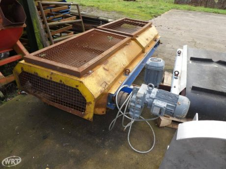 Magnapower Overband Magnet Separator For 1500 mm wide belt