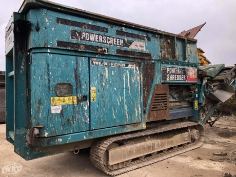 Powerscreen Power Shredder 1800
