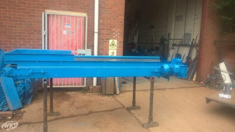 Conveyor 8 metres x 800 mm wide