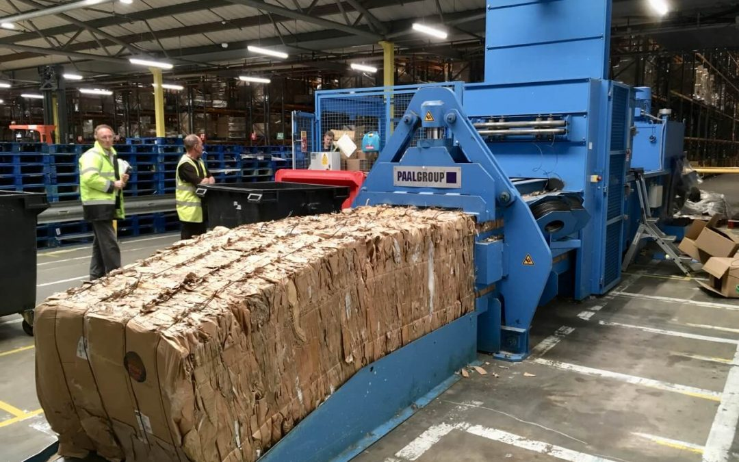4 Tips For Keeping Your Cardboard Baler In Excellent Condition