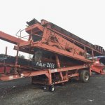 Finlay 265S Mobile Screening Station