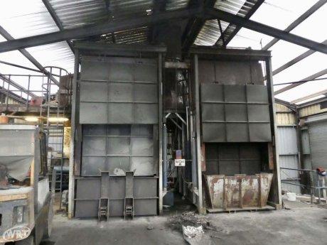 Furnex SC3000 Aluminum Melting Plant