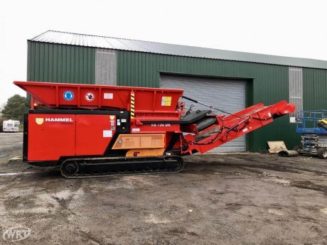 Hammel VB750DK Fully Refurbished 2018