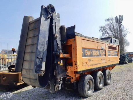 Doppstadt DW3060 Bio Slow Speed Shredder