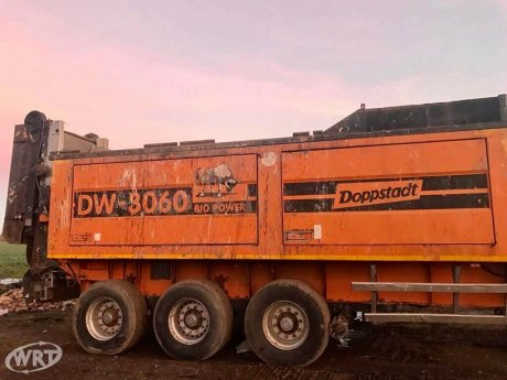 Doppstadt DW3060 Bio Power Slow Speed Shredder