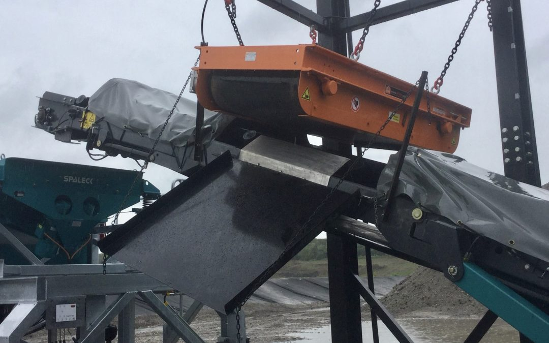 How Does Metal Separation Recycling Equipment Work?