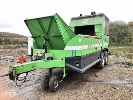 Willibald EP 5500 Shark High-Speed Shredder