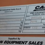 CASE 821F Wheeled Loader