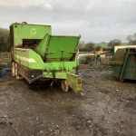 Willibald MZA 4600 Mobile Shredder