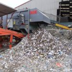 Waste Trommel Fines Processing